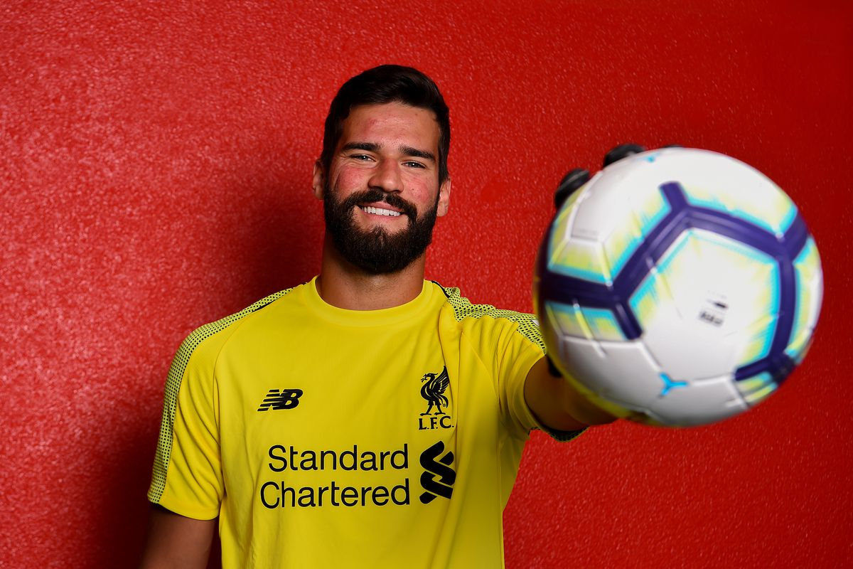 Official: Liverpool Sign Alisson Becker