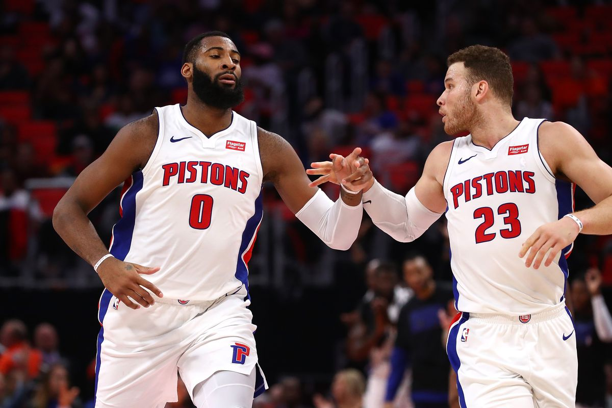 Detroit Pistons Full 2018-19 Schedule