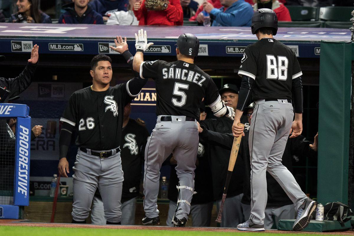 MLB: SEP 30 White Sox at Indians