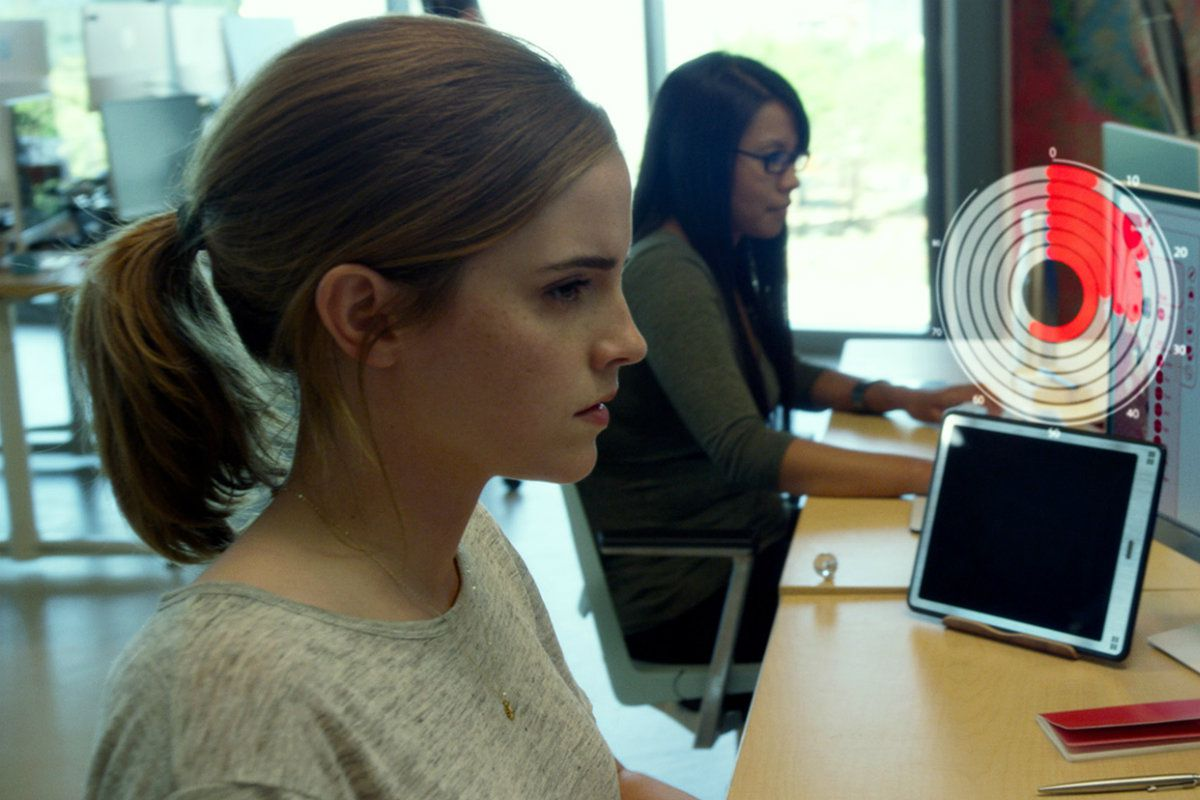The Circle Review A Toothless Bland Satire Of A Google Fantasy