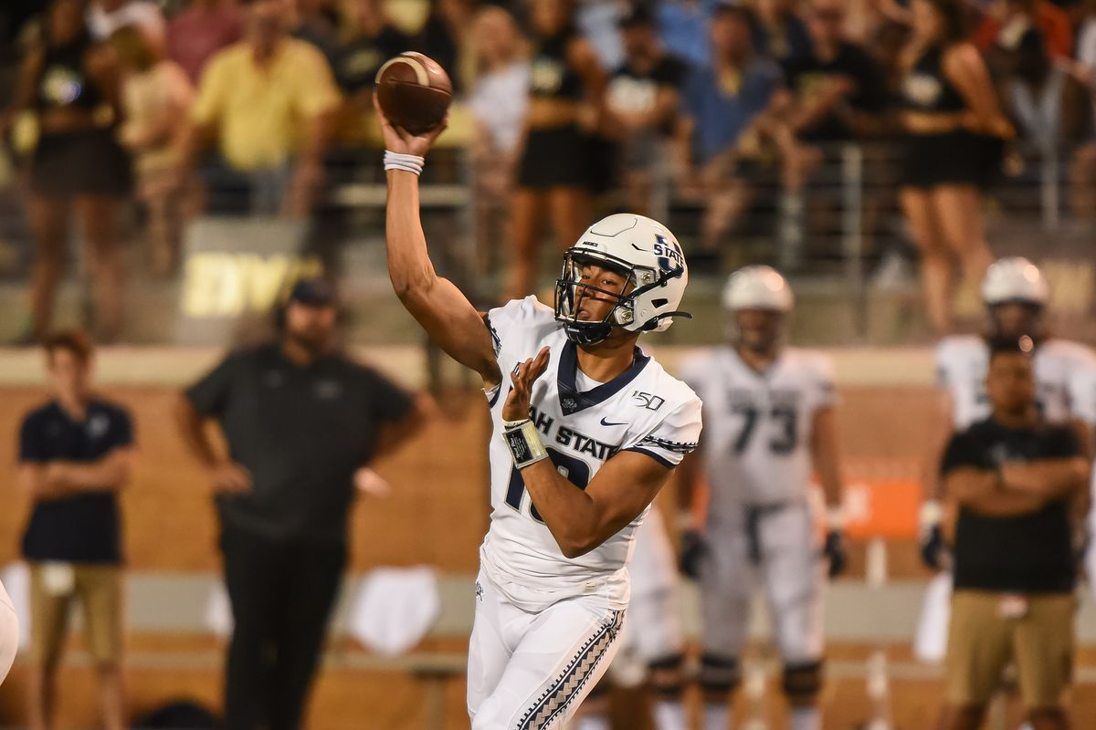 COLLEGE FOOTBALL: AUG 30 Utah State at Wake Forest