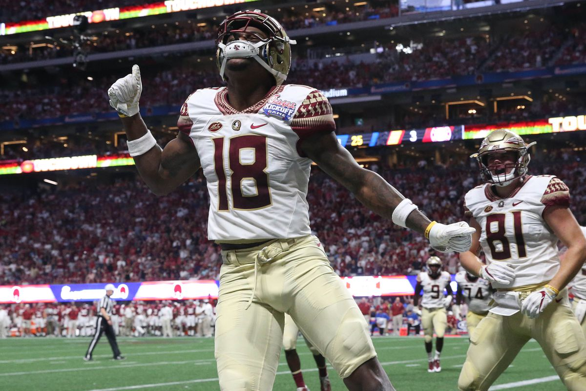 Noles news epic hype video for fsu vs florida tomahawk nation jason getz usa today sports voltagebd Image collections