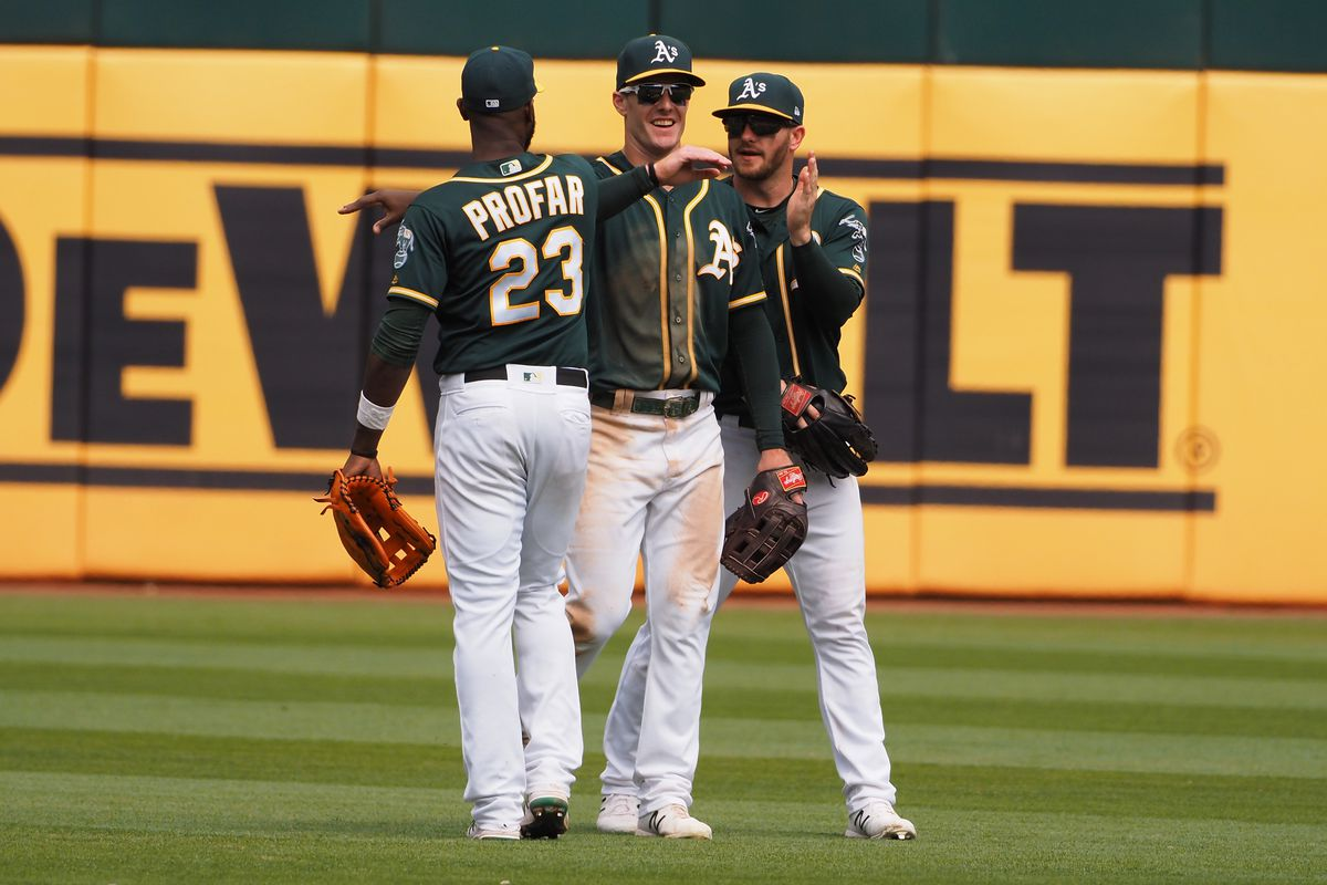 On The Horizon: Cubs vs  Athletics series preview - Bleed
