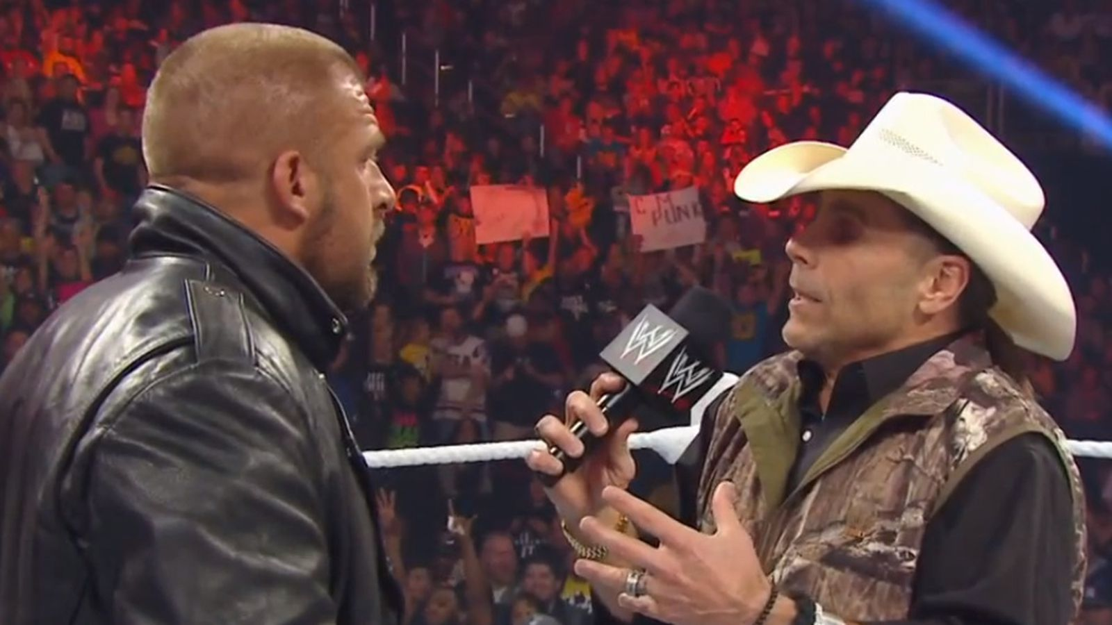 Shawn michaels returning to wwe-5205