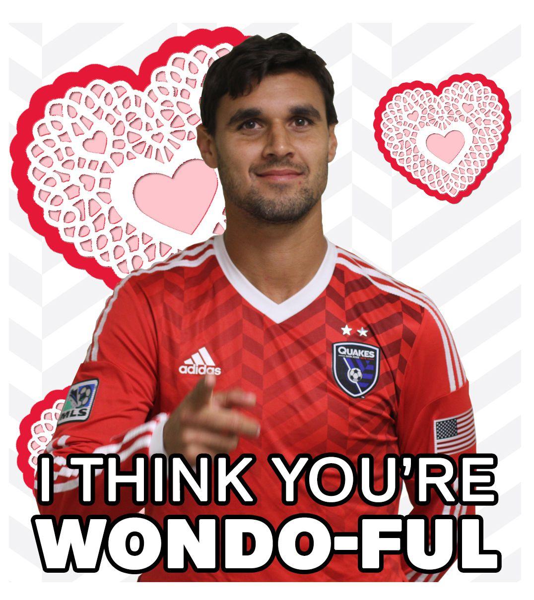 Wondolowski Valentine
