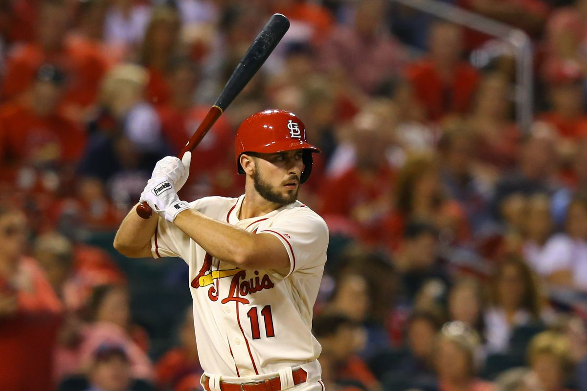 MLB: Pittsburgh Pirates at St. Louis Cardinals