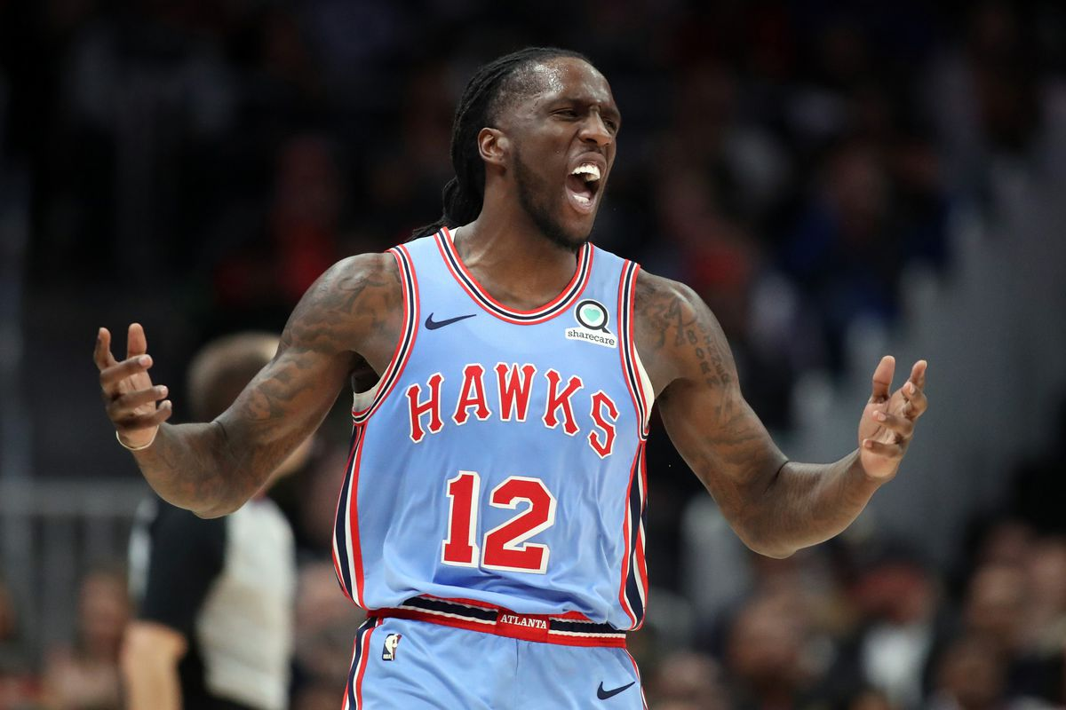 NBA: Brooklyn Nets at Atlanta Hawks