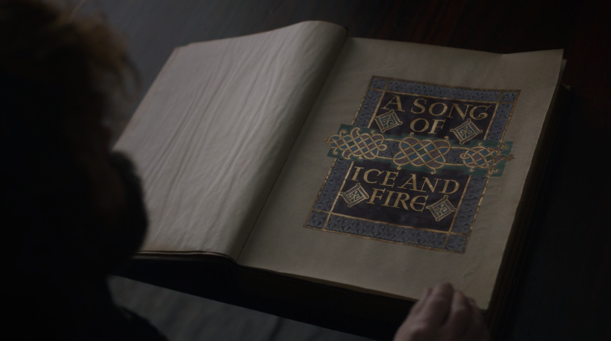 An apology to George R R  Martin: ending Game of Thrones is