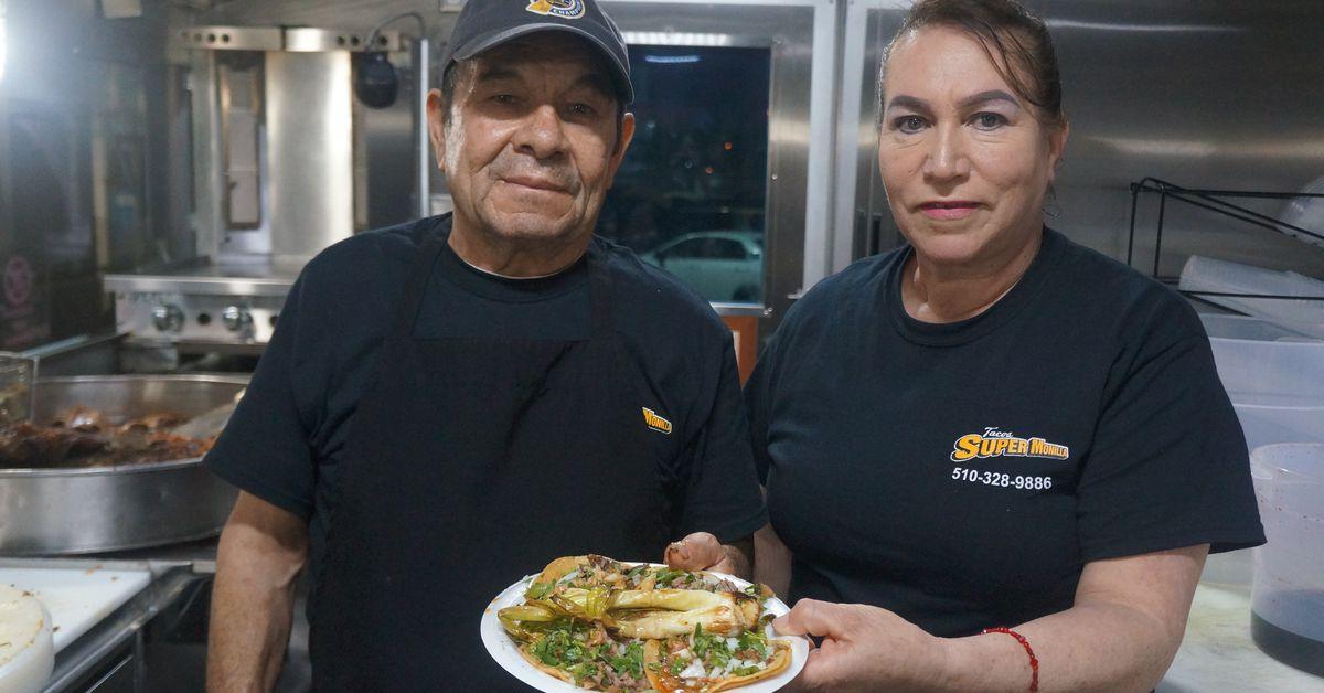 Alameda Gets a Superhero-Themed, Mexico City-Style Taco Truck