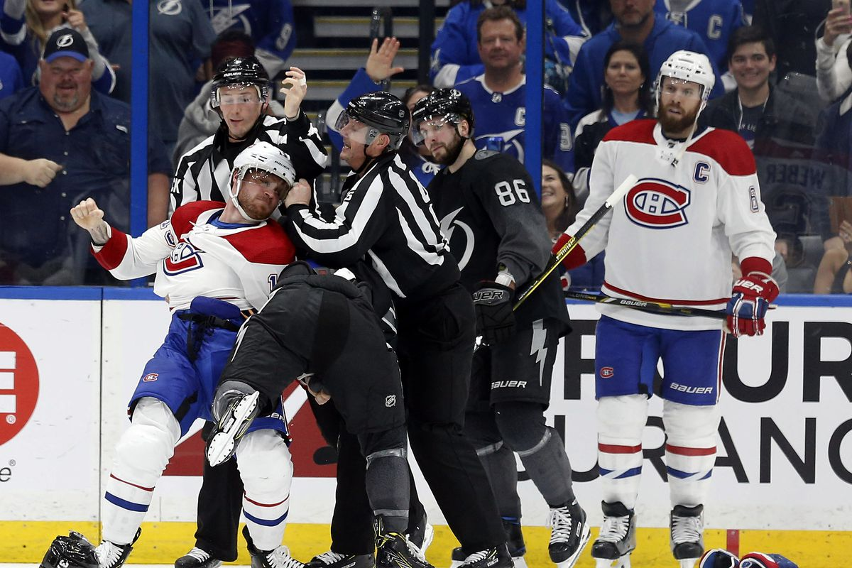 Canadiens @ Lightning game recap: Solid effort comes undone in the third period