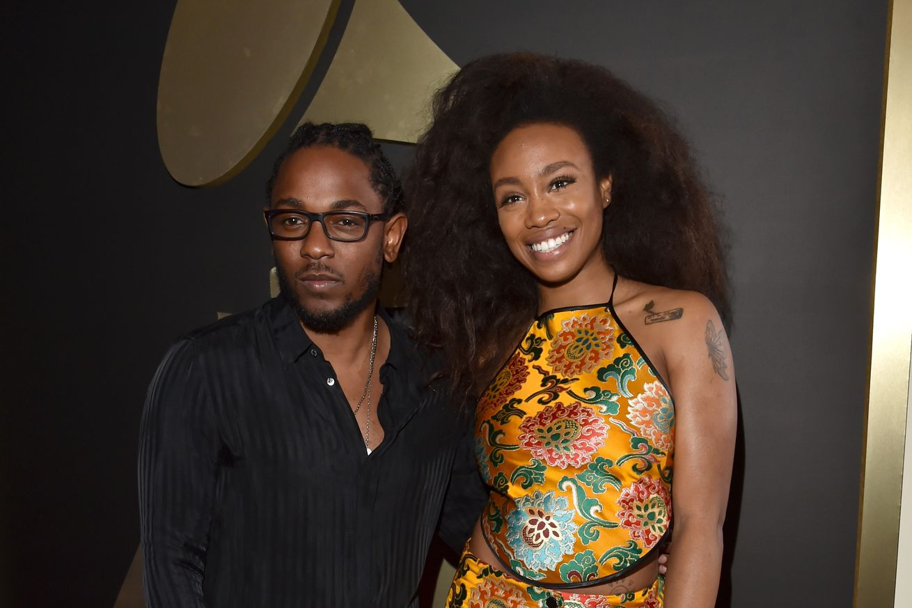kendrick lamar produced the soundtrack for black panther