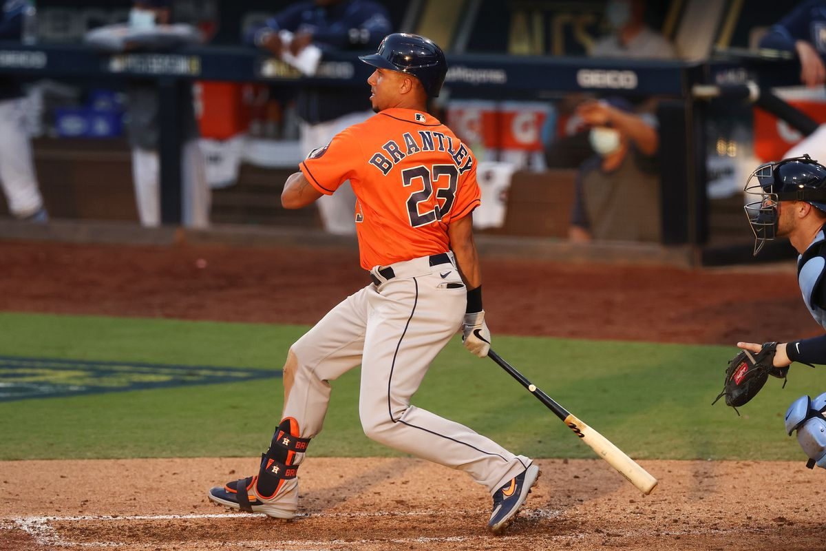 League Championship - Houston Astros v Tampa Bay Rays - Game Six