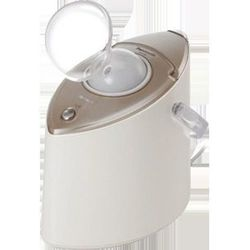 Panasonic's new Facial Ionic Steamer keeps your skin moisturized to maintain elasticity and keep lines and wrinkles at bay.