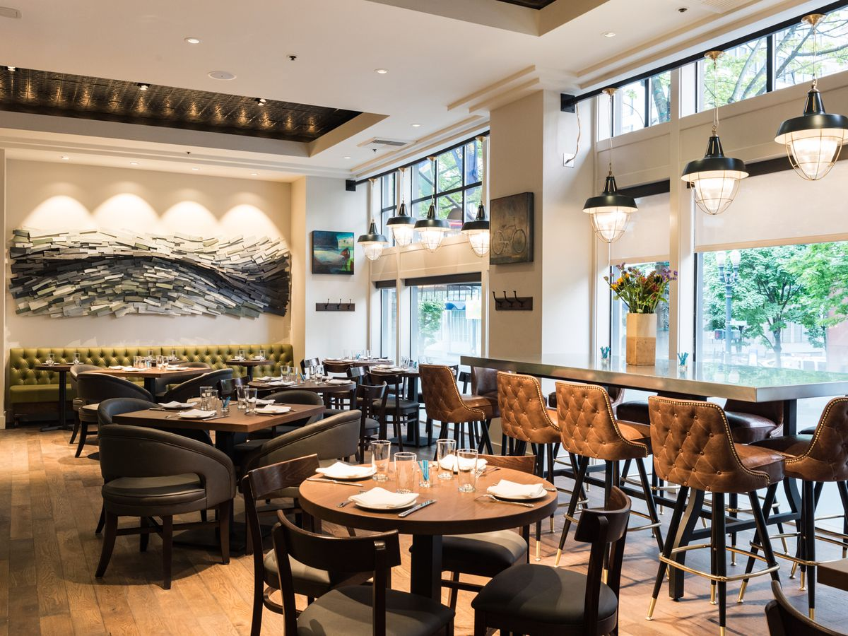 Vitaly Paley S Fourth Restaurant Opened In October With Hy Hour The Menu Is Straightforward And Simple Includes Options Like