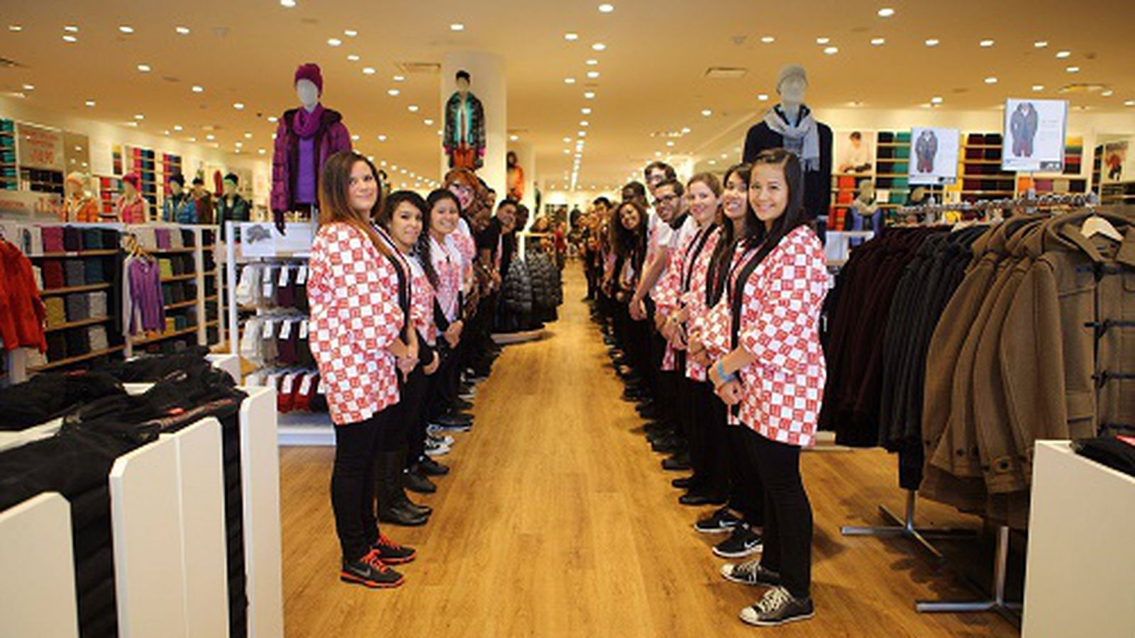 Uniqlo organizational culture