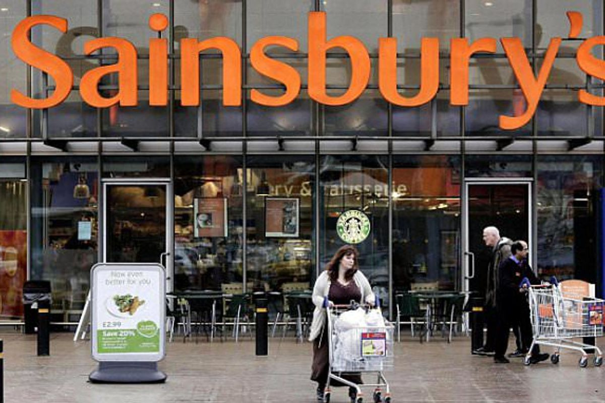 Sainsburys supermarkets wants to open restaurants offering food delivery with Uber Eats