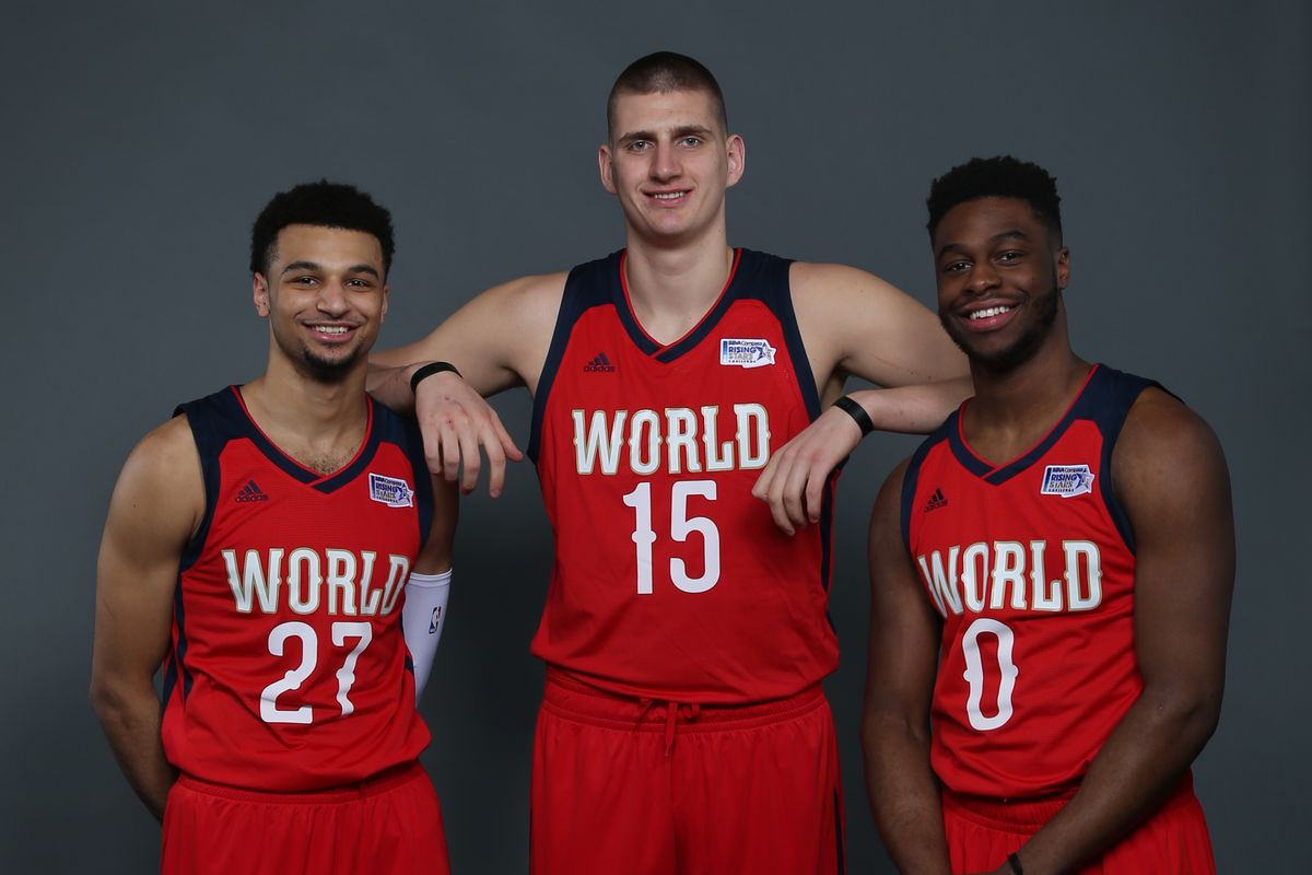 World tops US in Rising Stars game