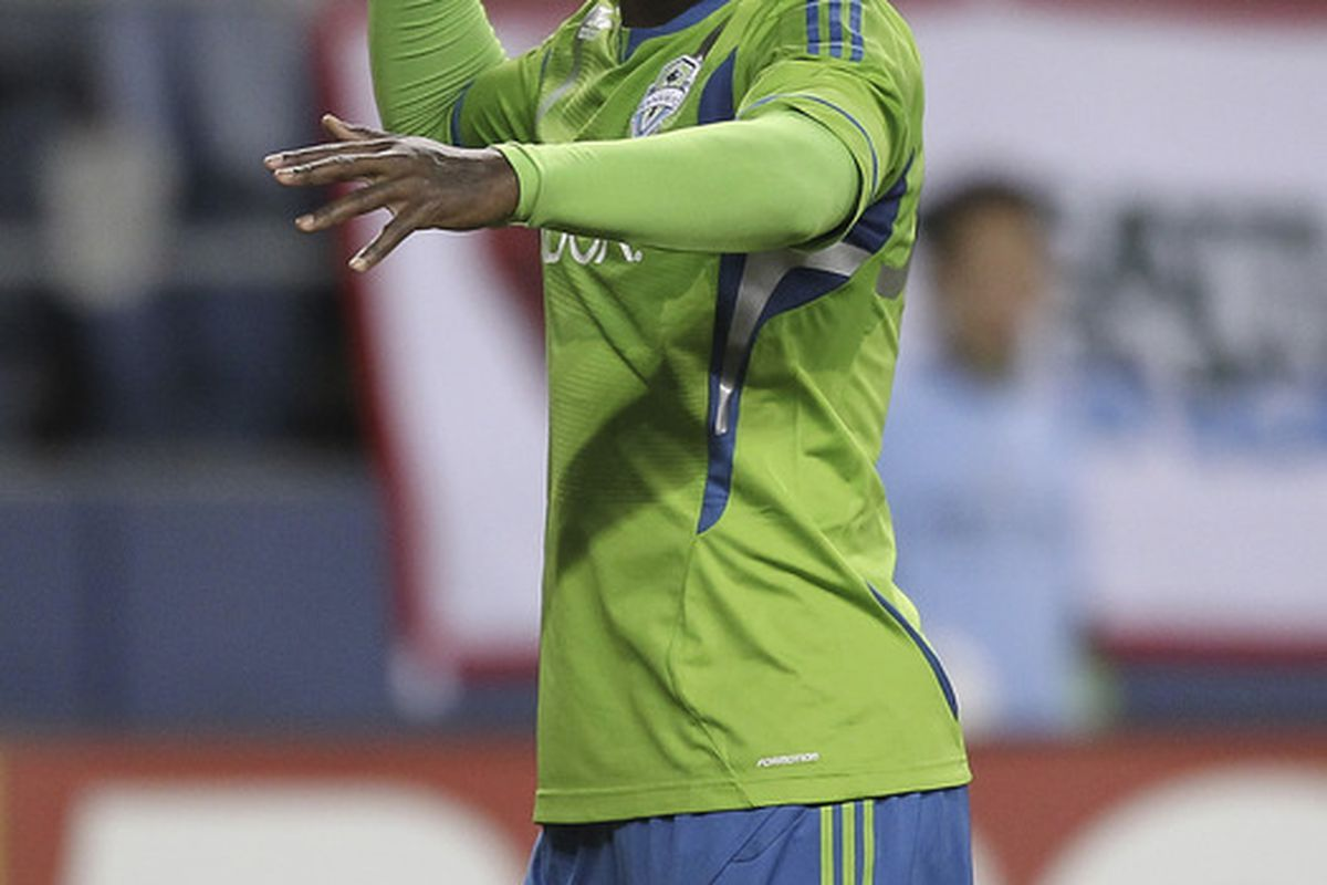 Eddie Johnson has three goals and an assist in 10 appearances. Is that enough to convince you it was a reasonable trade?