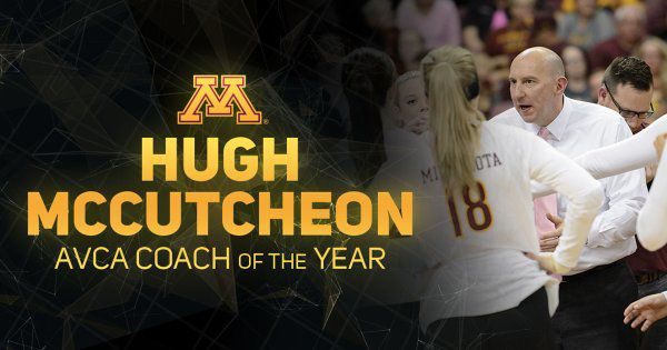 AVCA Coach of the Year