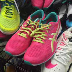 Asics sneakers, size 8, $54.95 (from $109.95)