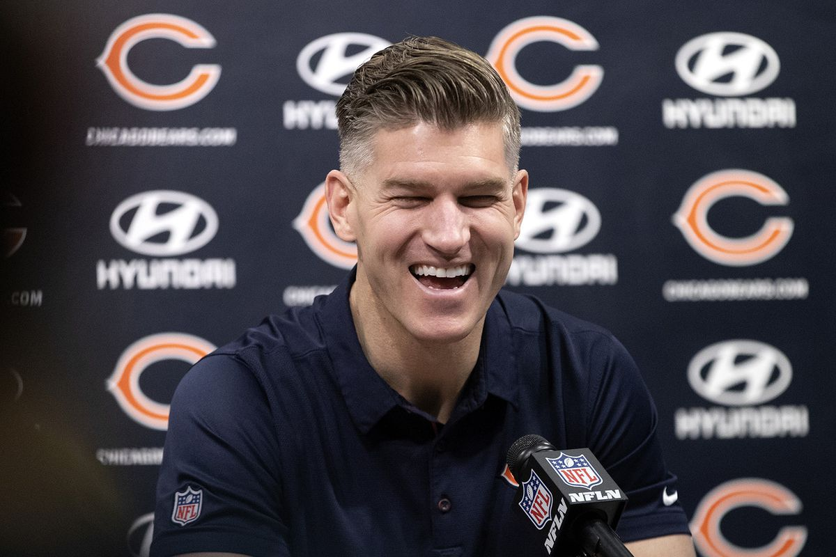 Why did the Bears draft Mitch Trubisky over Patrick Mahomes and Deshaun Watson?