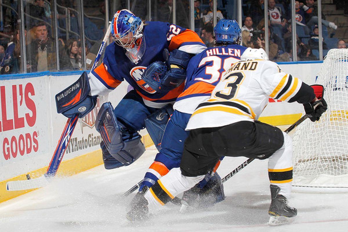 AHL-bound ex-Islanders?