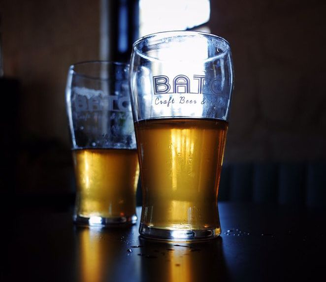 Beers at Batch