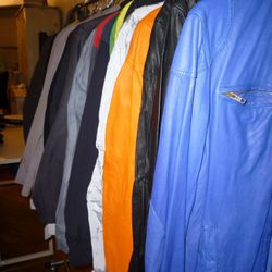 A closer look at the outerwear
