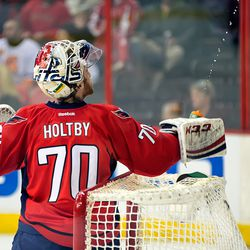 Holtby Watches Water
