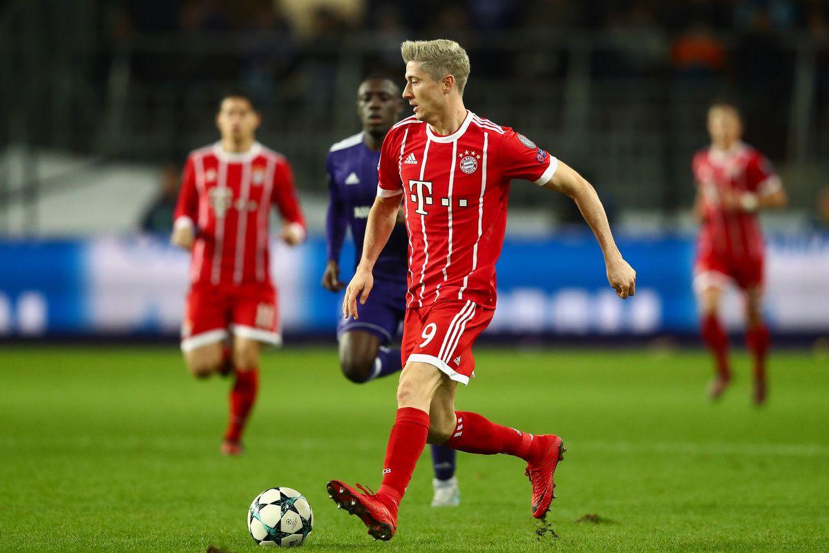 Bayern Anderlecht Stream
