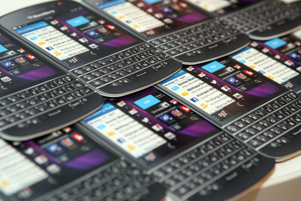 Blackberry Style Lounge