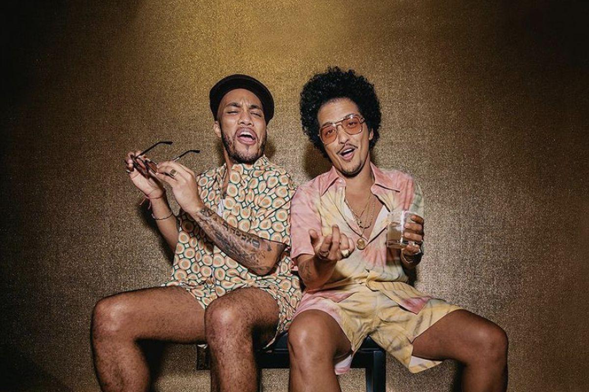 Bruno Mars/Anderson Paak