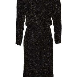 This black beaded dress was $495 and is now $69.