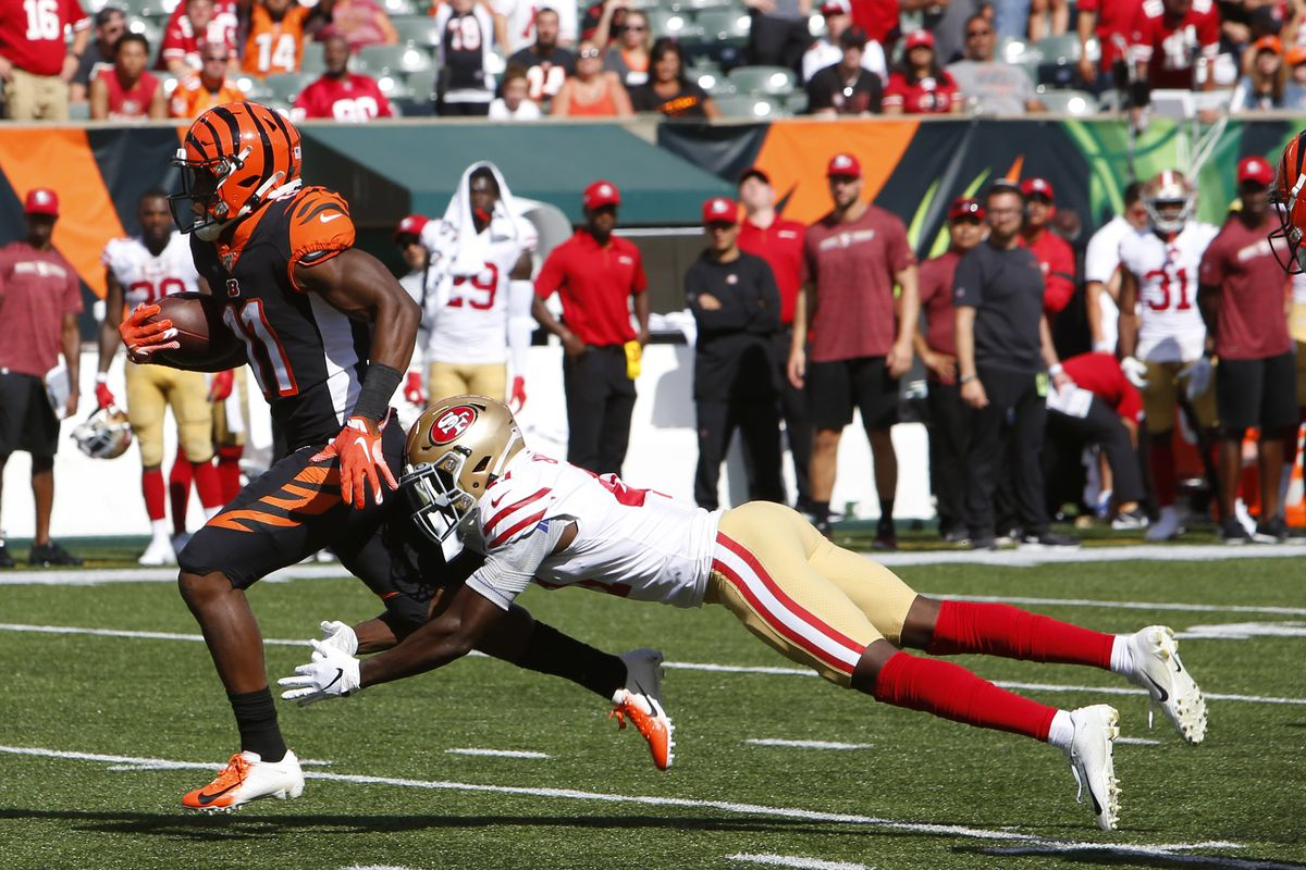 Bengals Film Room: Big plays are Zac Taylor's offense has