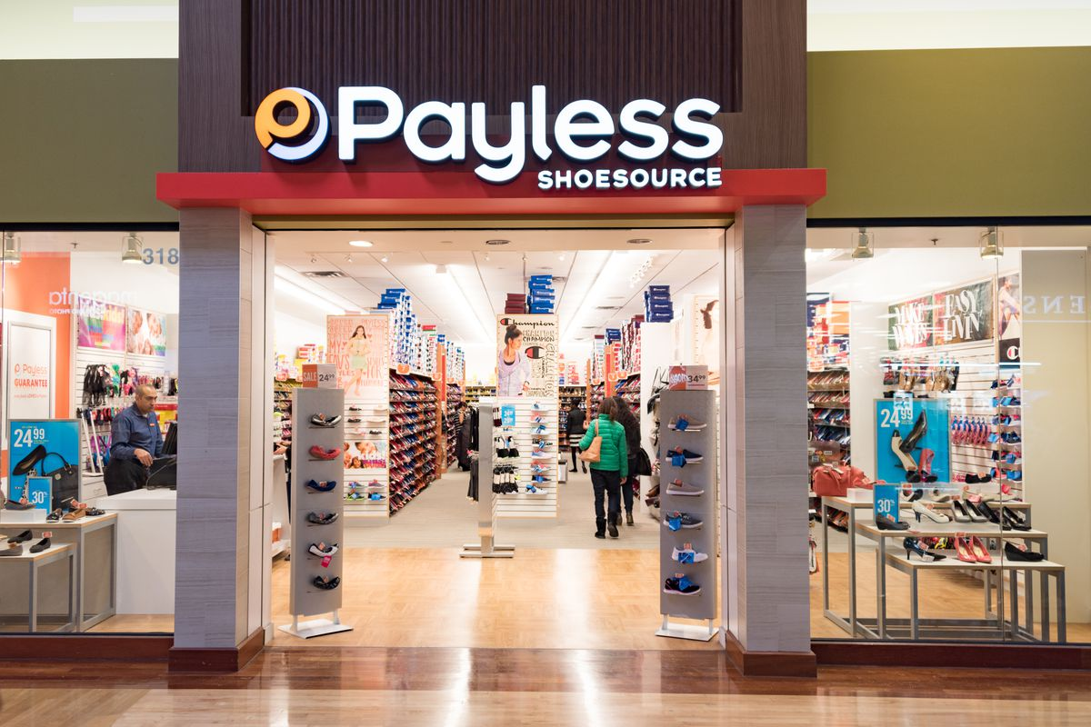 71626f0a2aa Payless Considers Closing 1,000 Stores — But That May Not Solve Its ...