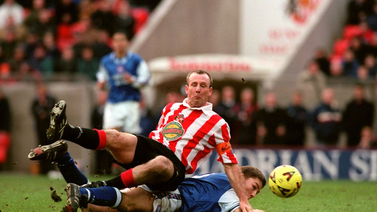Soccer - Nationwide League Division One - Sunderland v Ipswich Town