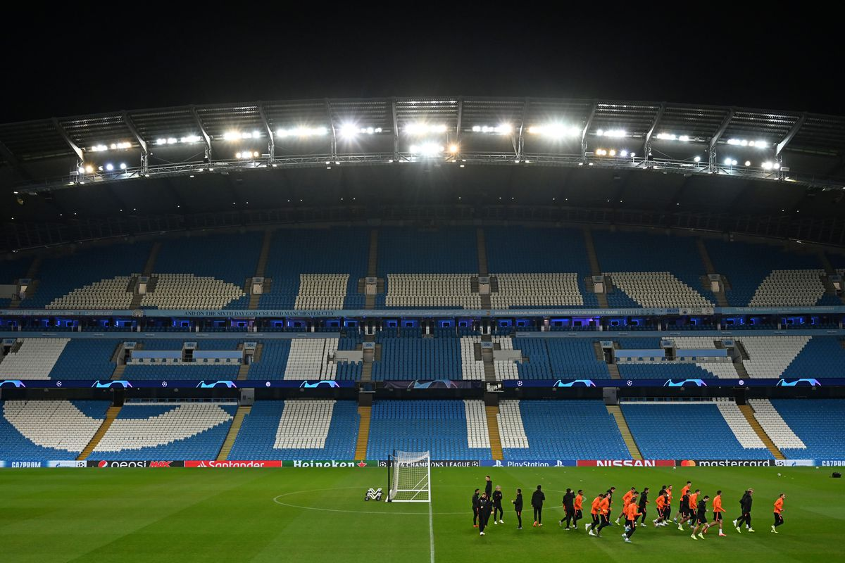 Manchester City V Shakhtar Donetks Uefa Champions League Matchday 5 Team News Preview And Prediction Bitter And Blue
