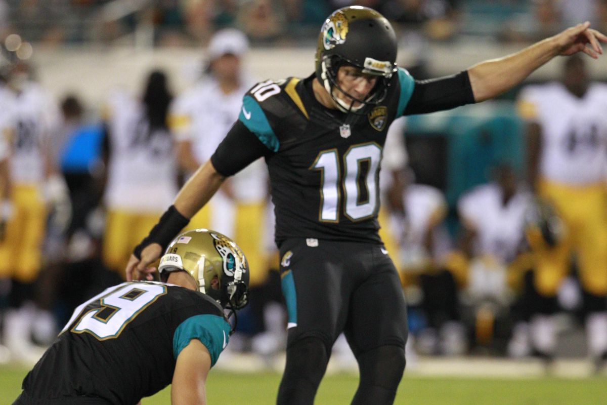 844814663 Josh Scobee to the Steelers brings a big leg and playoff experience ...