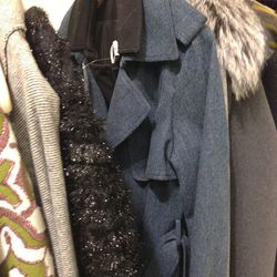 Derek Lam coat, $300