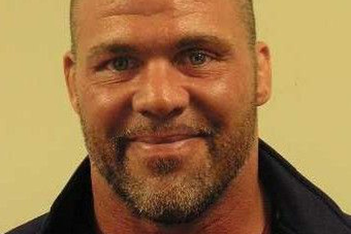 Kurt angle arrested for dui today sept 4 in virginia cageside seats - Pictures of kurt angle ...
