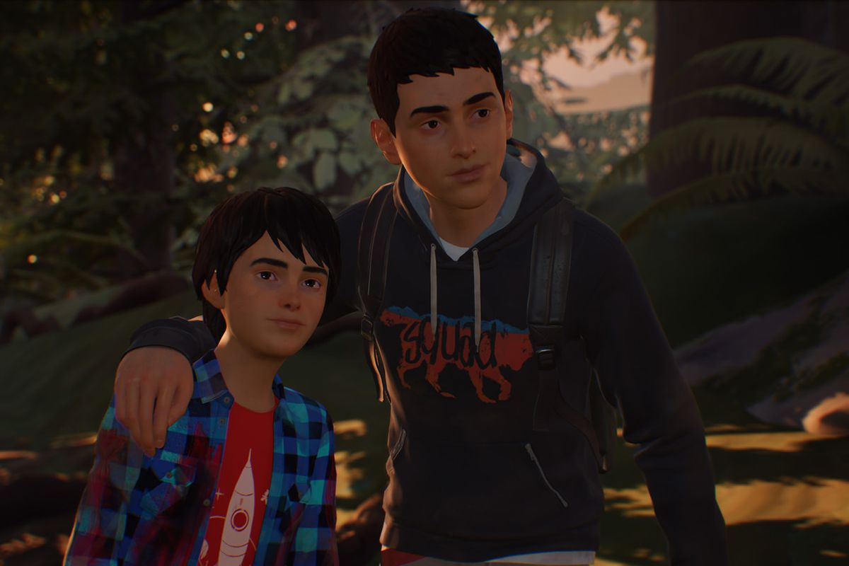 Life Is Strange 2 Review The First Episode Puts Politics At
