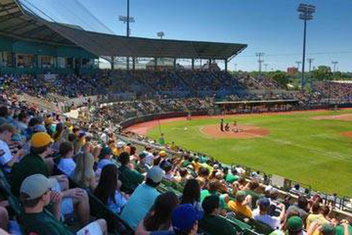 The NCAA Baseball Championship starts this weekend with regional action at 16 different campus sites, including Baylor and Texas A&M of the Big 12