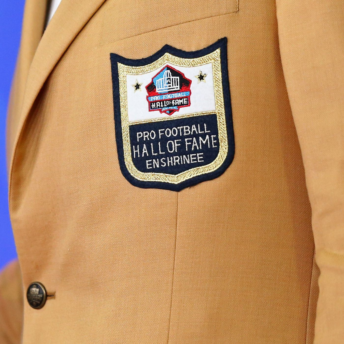 newest 60ede f1872 Terrell Davis received his gold jacket - Mile High Report