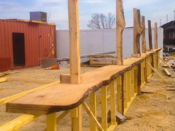 Construction at Bardo [Photo: Facebook]