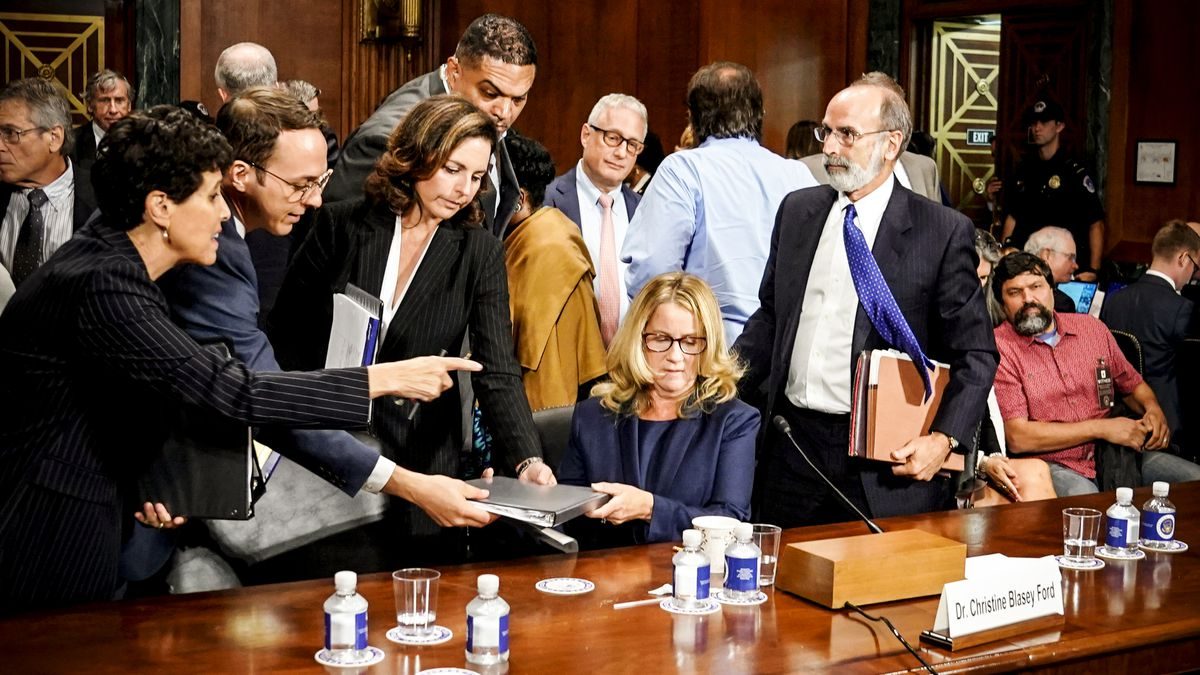 Mpa Testifies For Rate Increase To >> Christine Blasey Ford S Senate Testimony 7 Critical Moments Vox