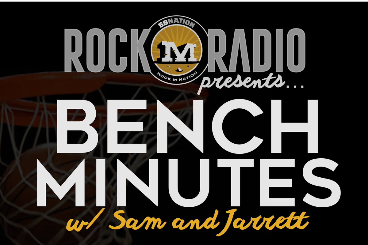 bench minutes podcast