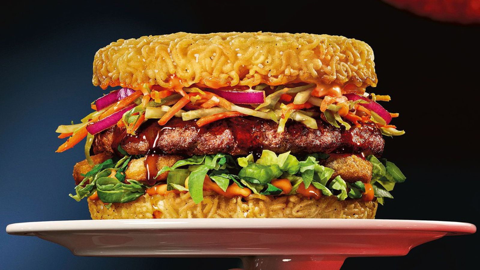 Red Robin Just Ripped Off The Ramen Burger Eater
