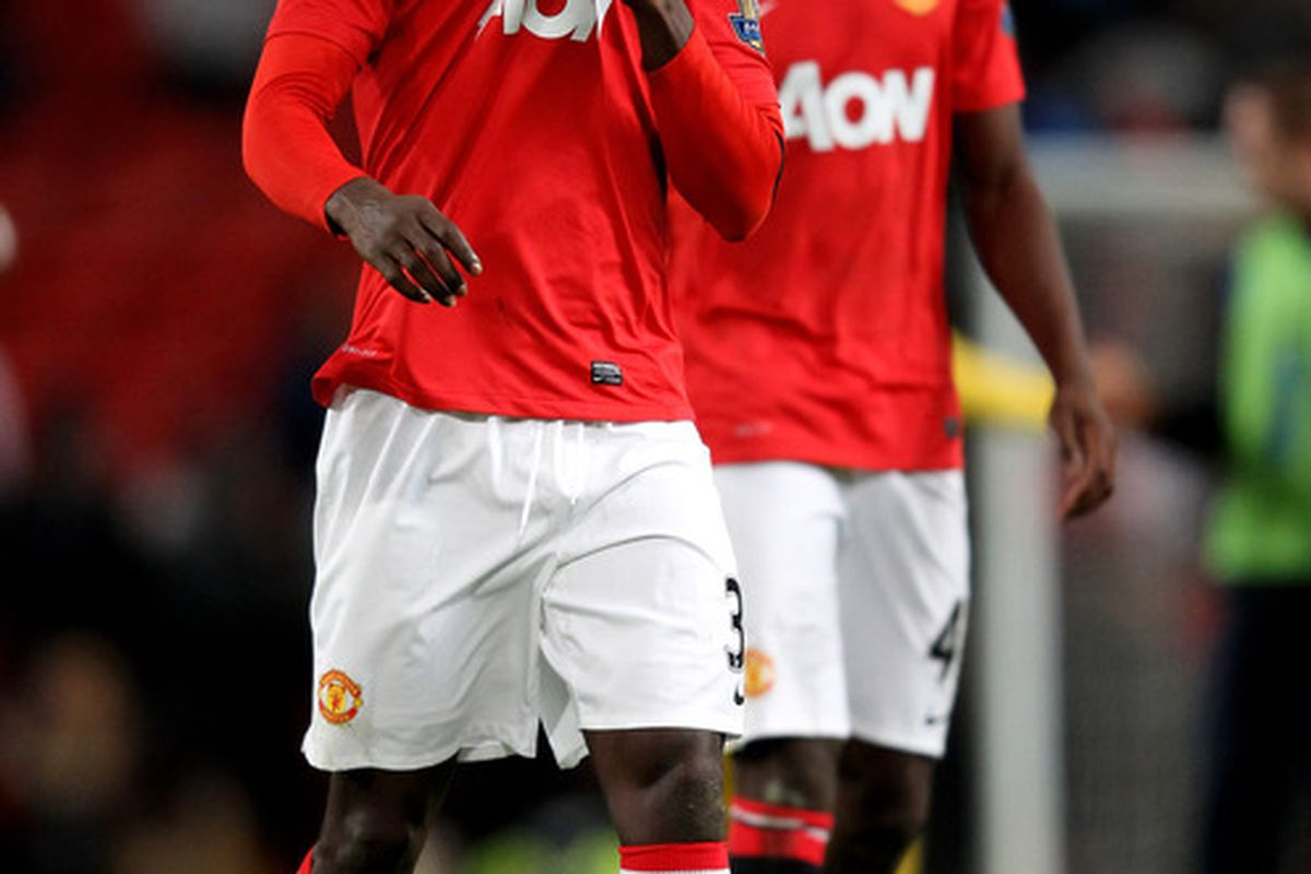 Paul Pogba is expected to be involved on Monday versus Fulham