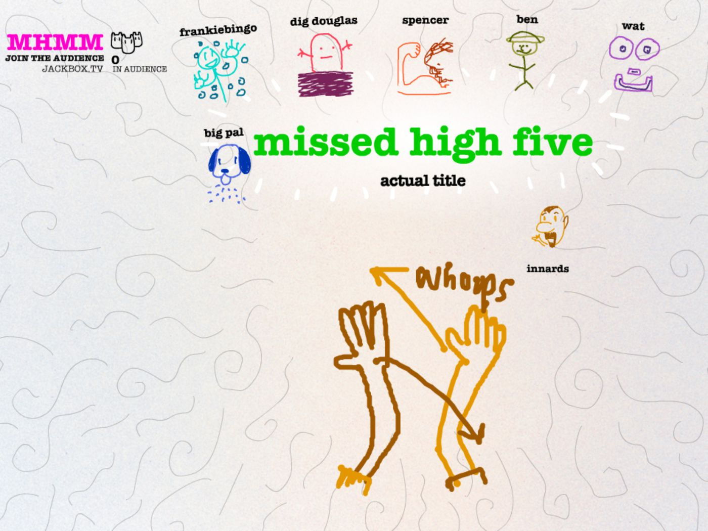 Drawful 2 will let you create and share your own question packs ...