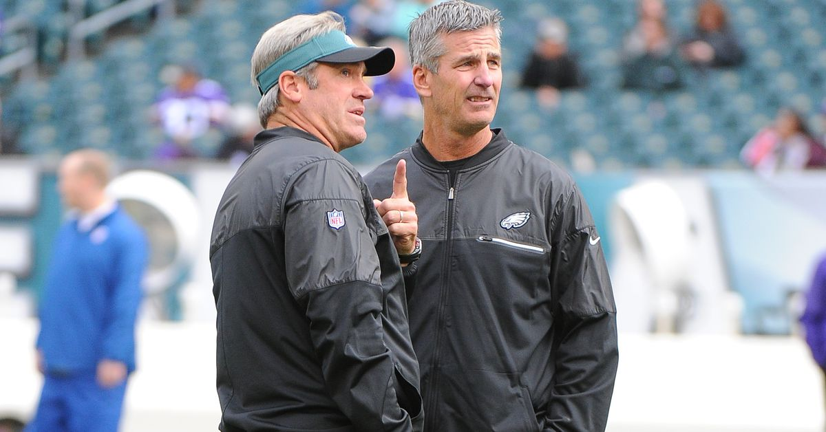 What does the Eagles' offensive coordinator do, anyway?